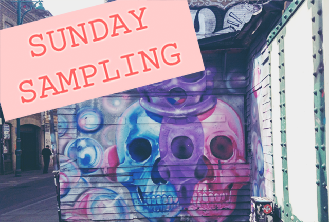Sunday Sampling / Constraints Can Make You More Creative
