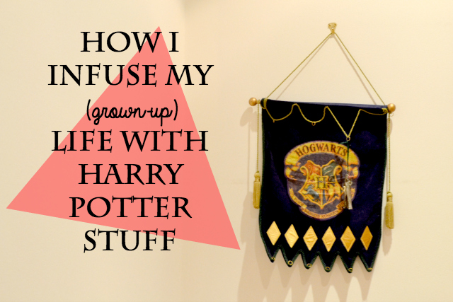 how i infuse my grown up life with harry potter stuff. Black Bedroom Furniture Sets. Home Design Ideas