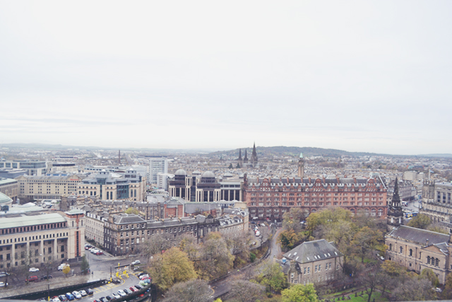 Edinburgh's Old Town / Fit for a Heroine