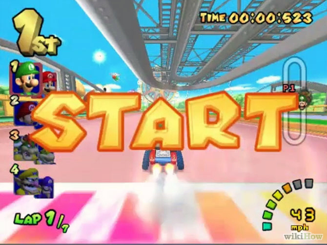 Magical Mornings & Mario Kart Starts