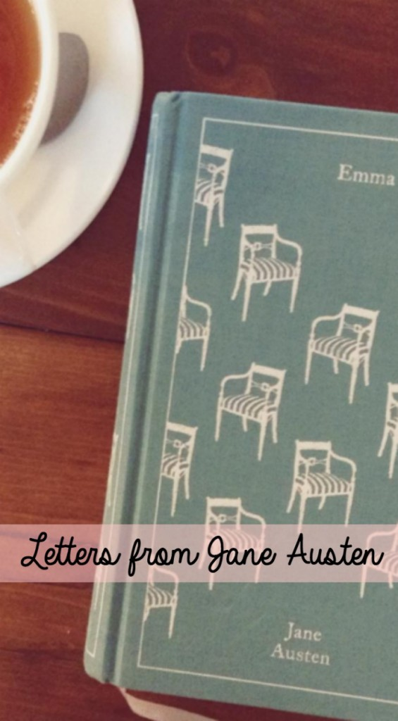 Letters from Jane Austen is Back!