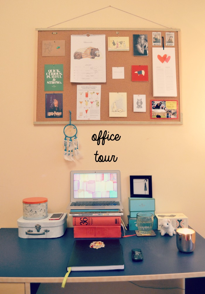 Office Tour: My Workspace Essentials