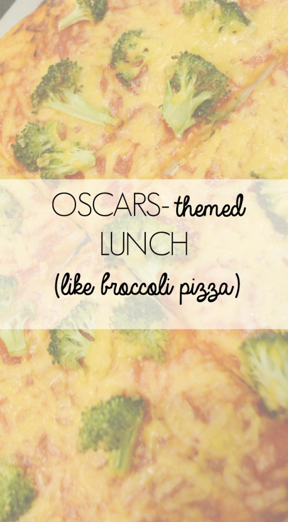 An Oscar-themed Luncheon