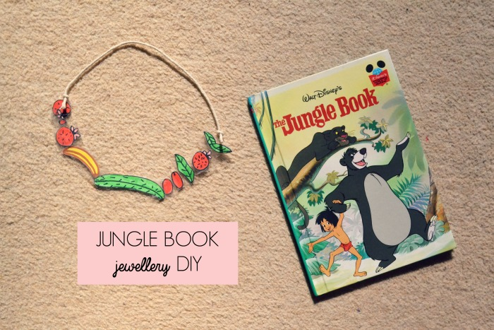 Jungle Book Jewellery and Mowgli Chic