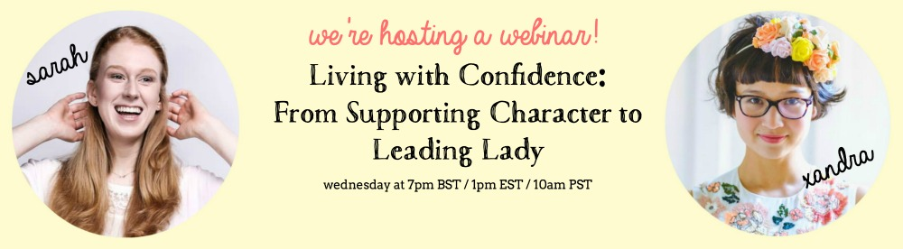 Webinar this Wednesday!