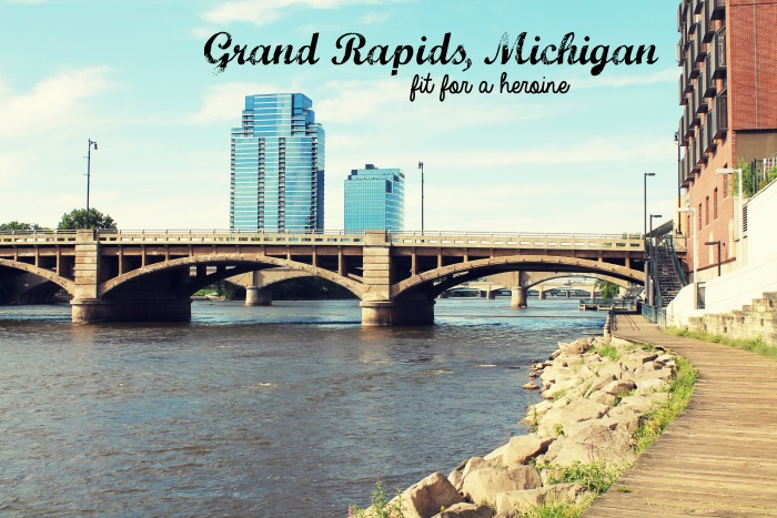Grand Rapids, Michigan / Fit for a Heroine