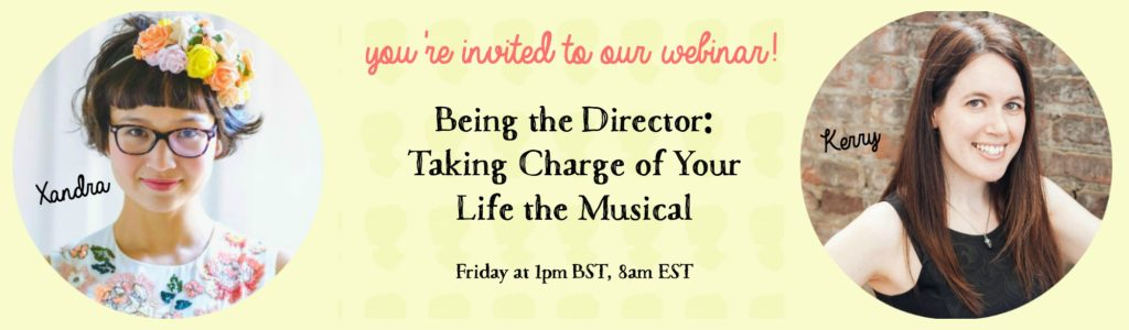 Final Leading Lady Webinar this Friday!