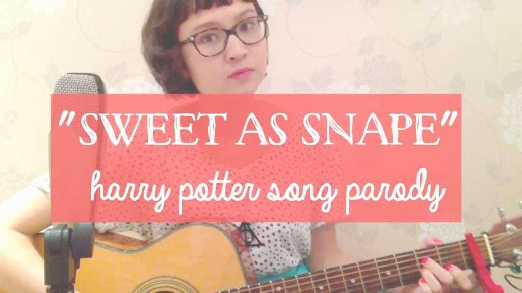 I Wrote a Song About Harry Potter