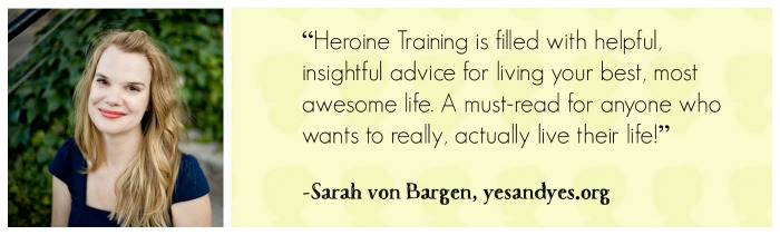 Heroine Training Praise
