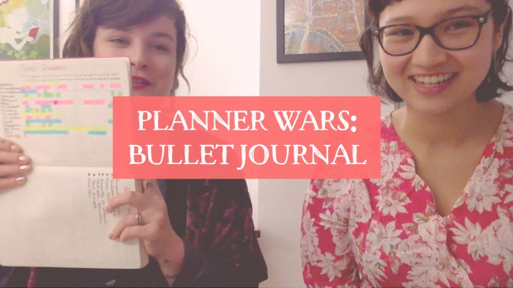 Planner Wars: Bullet Journal