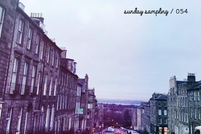 Sunday Sampling / 054