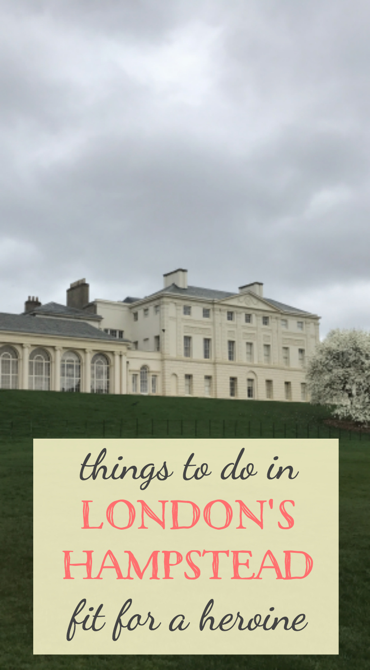 London's Hampstead / Fit for a Heroine