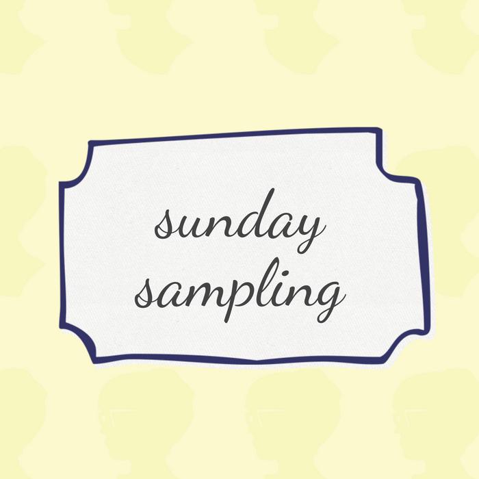 Sunday Sampling / 067