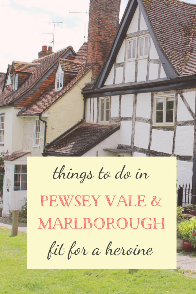 Pewsey Vale & Marlborough, England / Fit for a Heroine