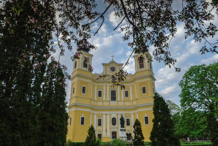Oradea, Romania / Fit for a Heroine