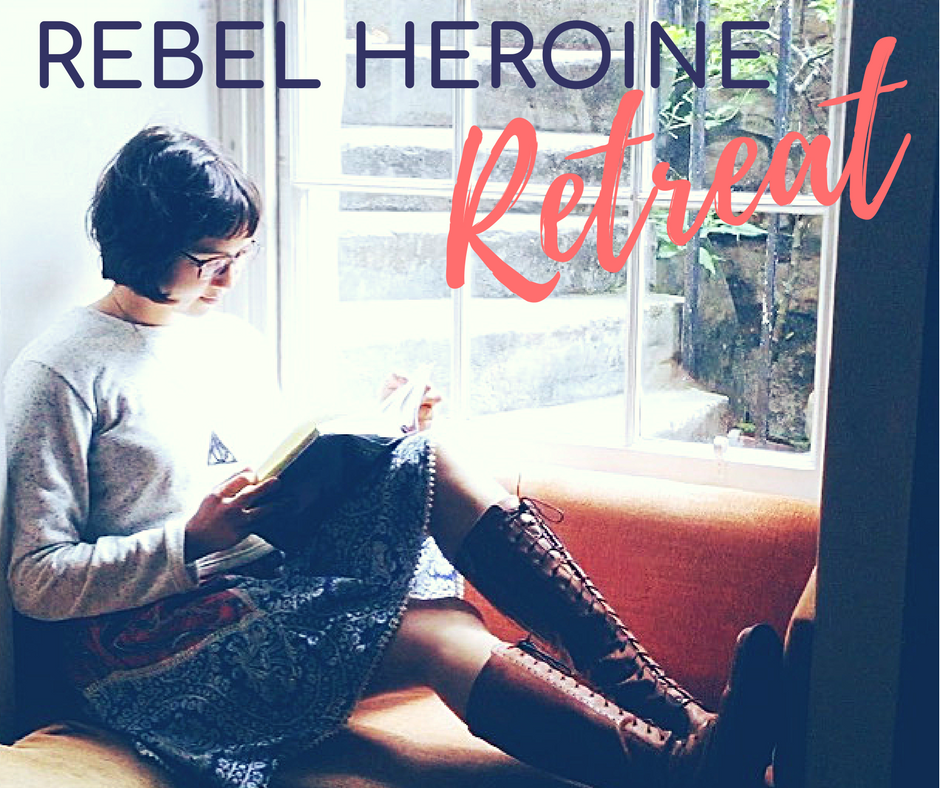 rebel heroine retreat
