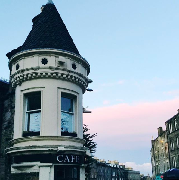 Edinburgh Cafes with Wifi