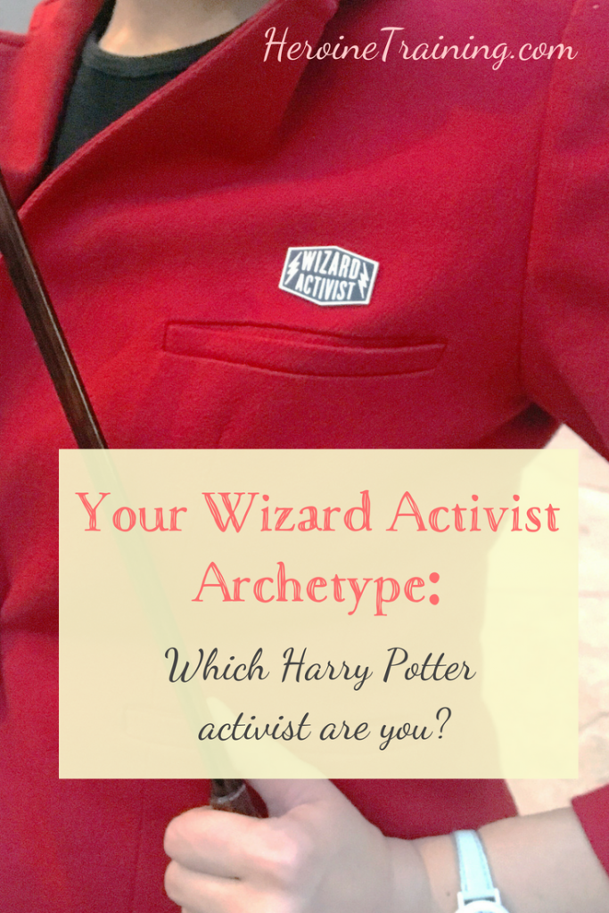 Your Wizard Activist Archetype: Which Harry Potter Activist are you?
