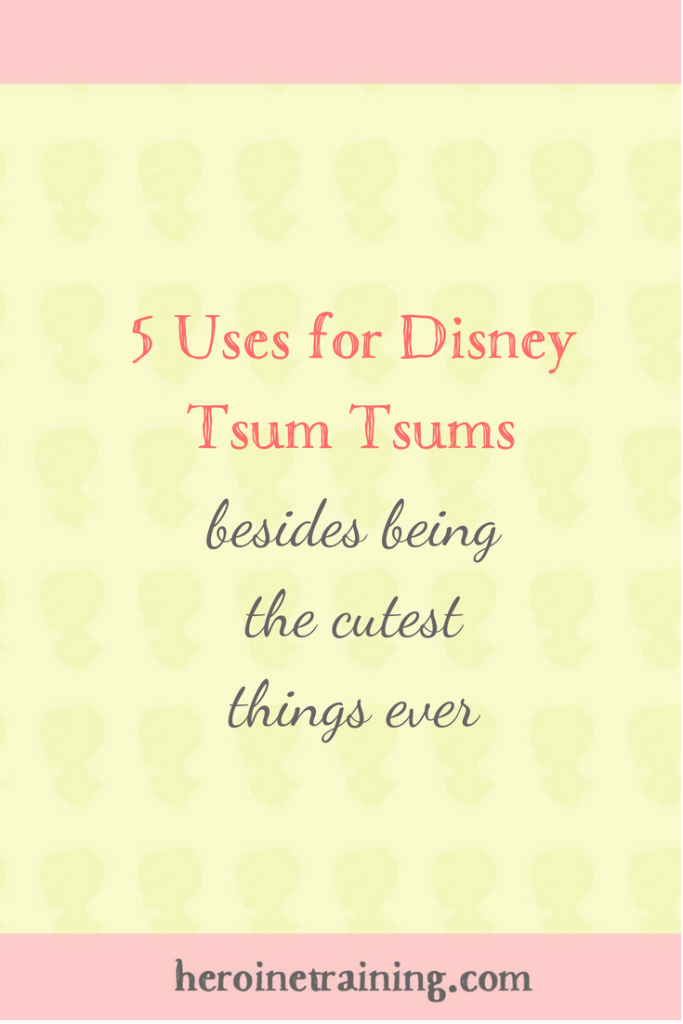 5 Uses for Tsum Tsums