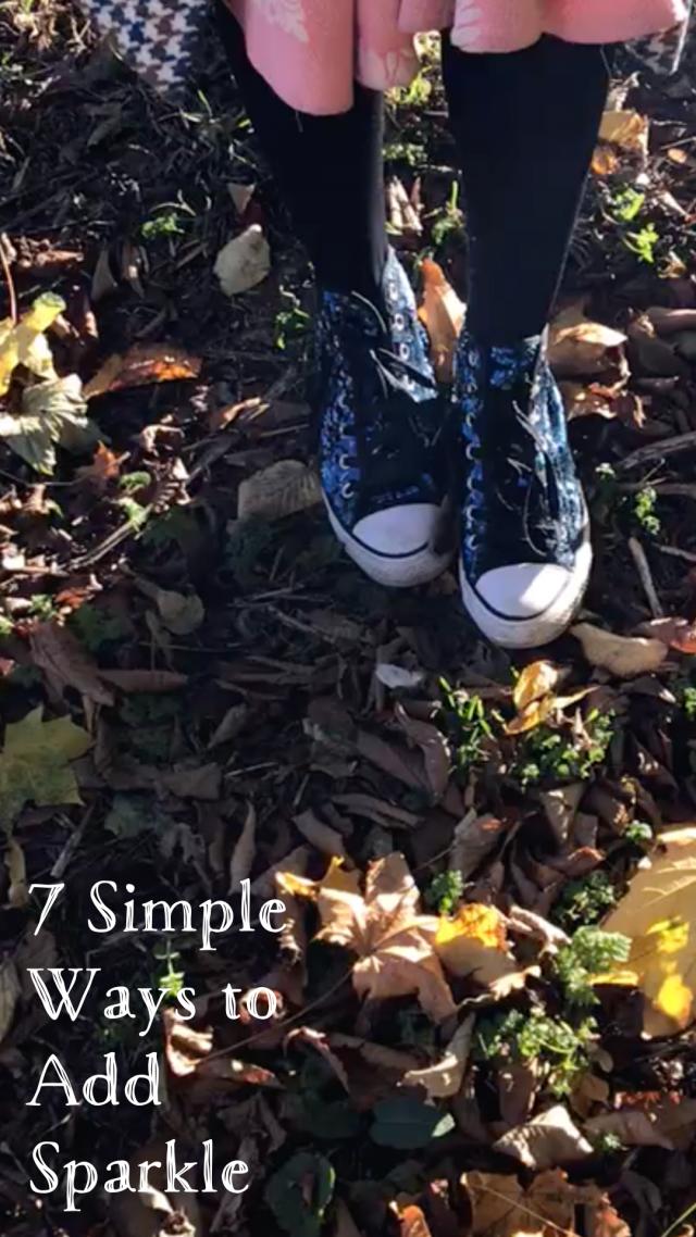 7 Simple Ways to Add Sparkle