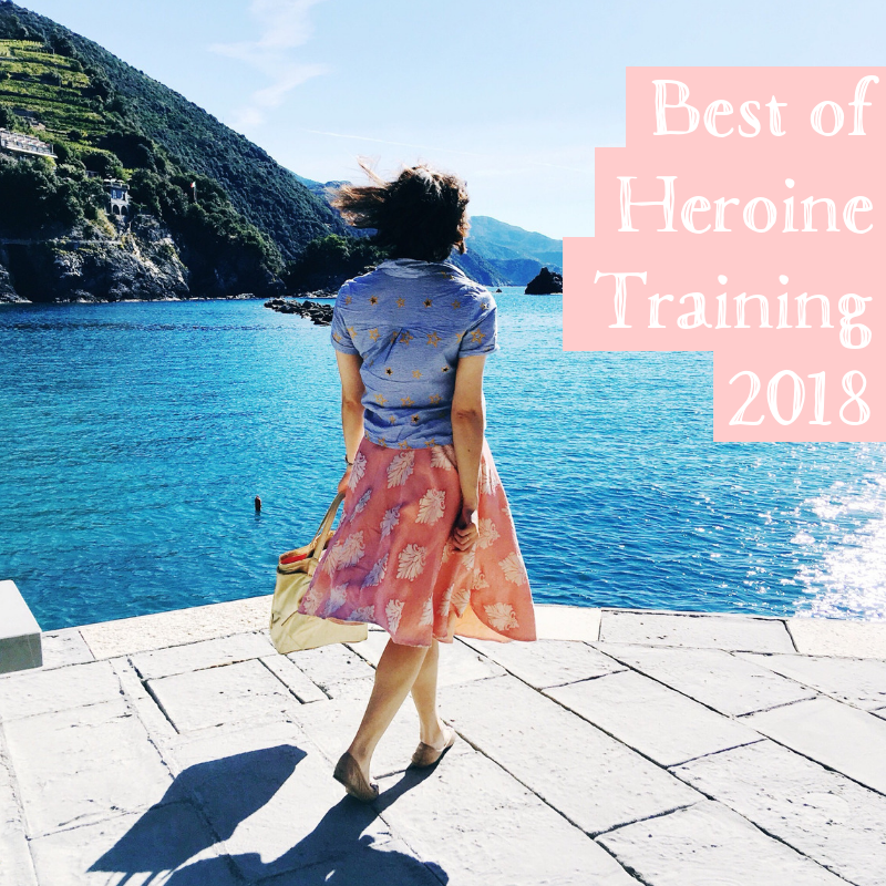Best of Heroine Training 2018