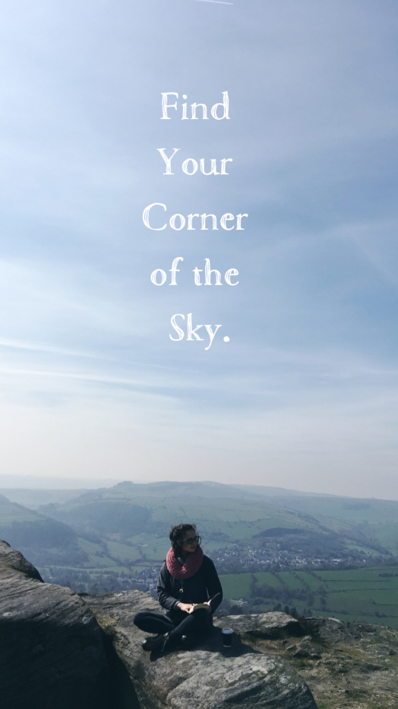 Your Corner of the Sky