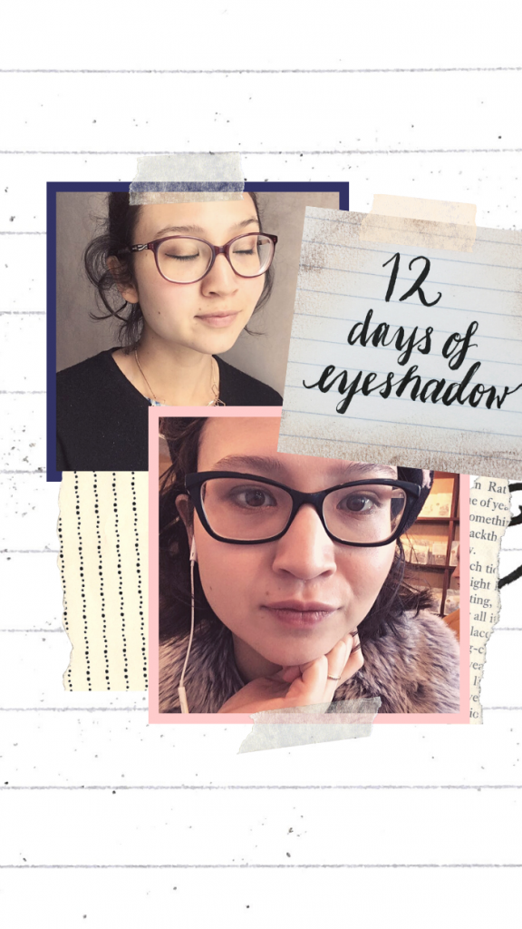 12 Days of Eyeshadow