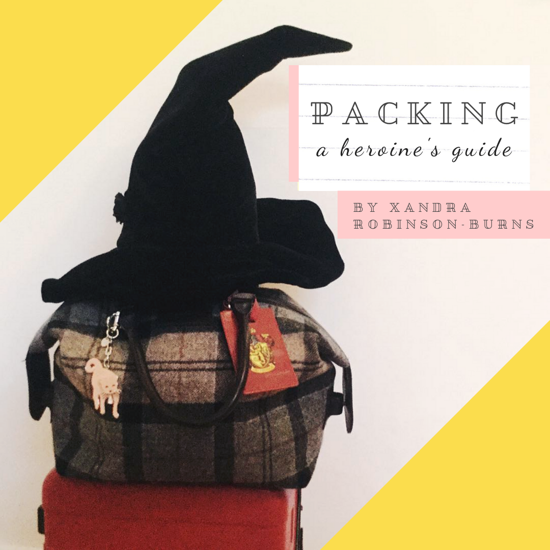 Packing: A Heroine's Guide