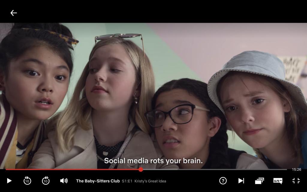 SOCIAL MEDIA ROTS UR BRAIN